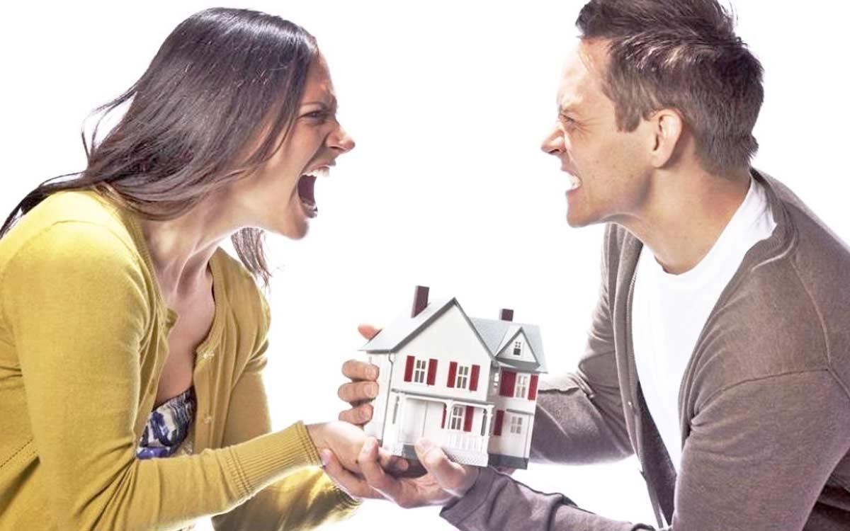 раздельное имущество в браке