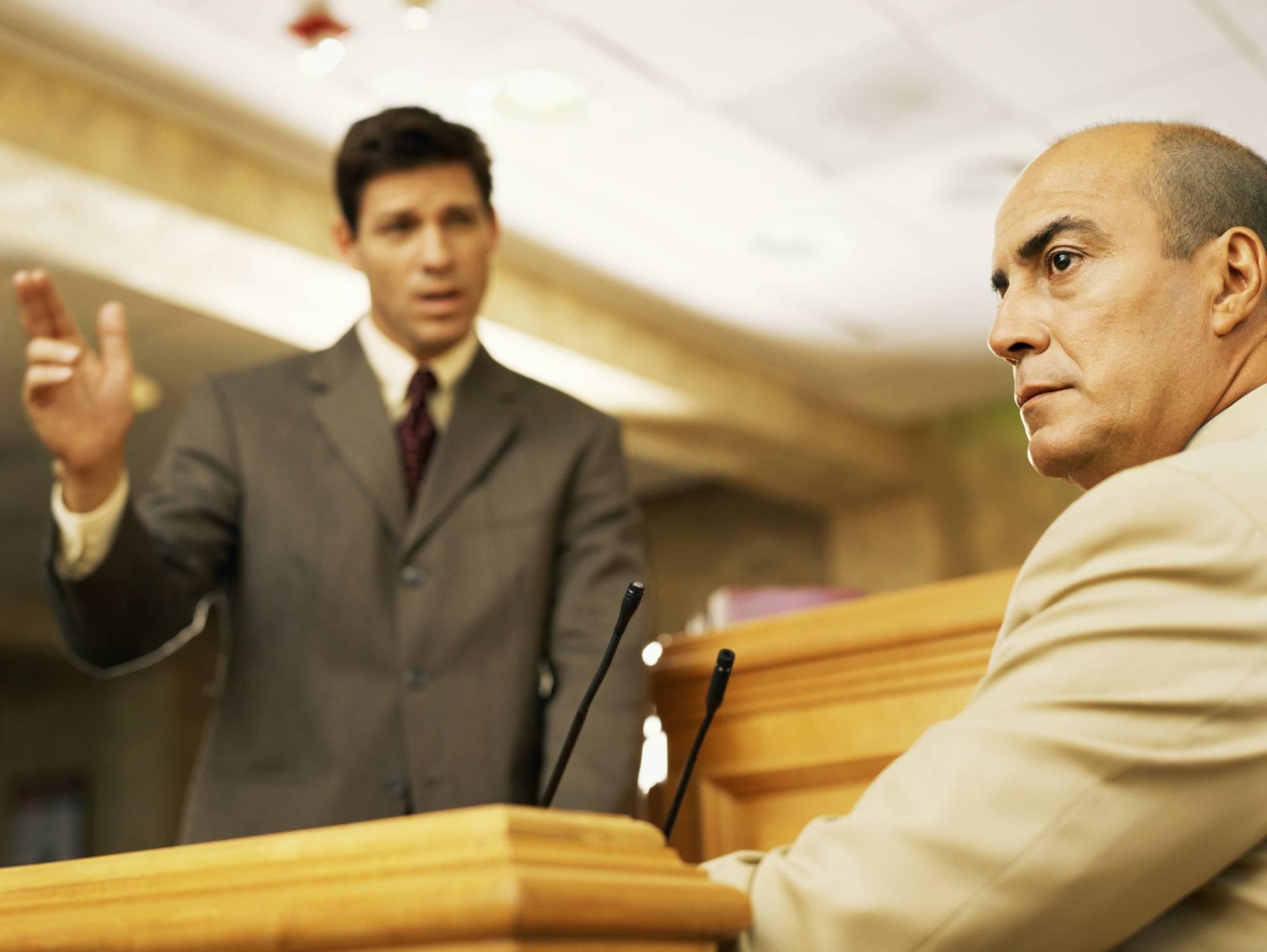 адвокат свидетеля в уголовном процессе